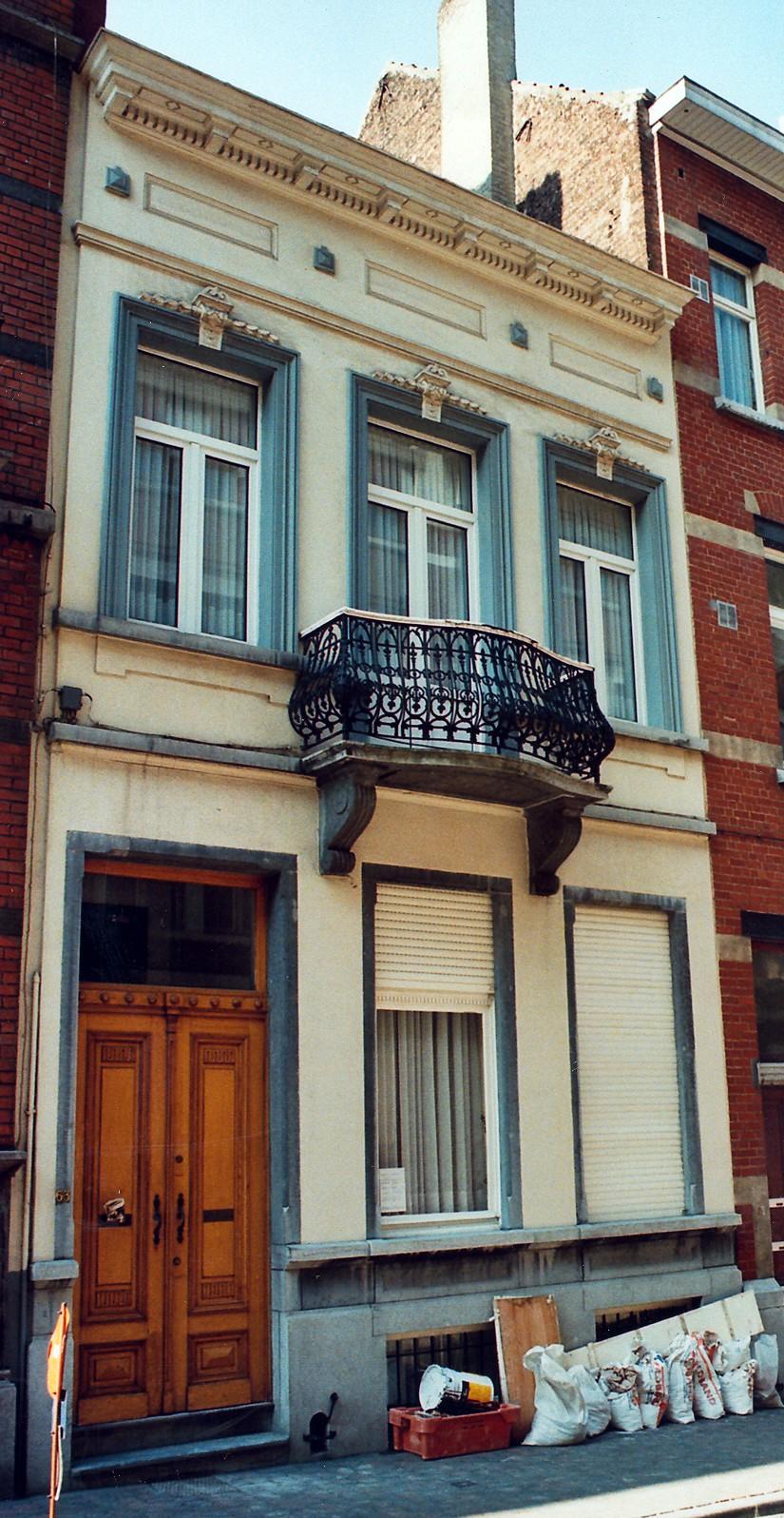 Rue d\'Espagne 63., 1998