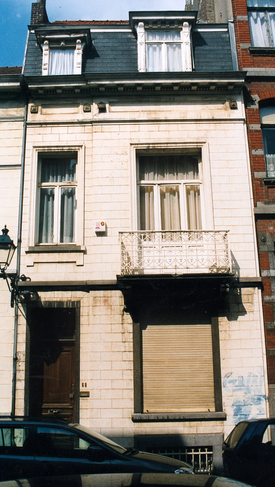 Rue d\'Espagne 68., 2003
