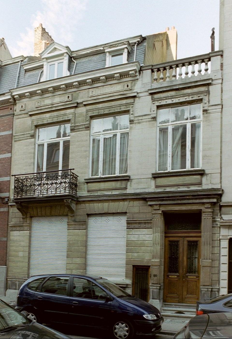 Rue d'Espagne 80., 2003