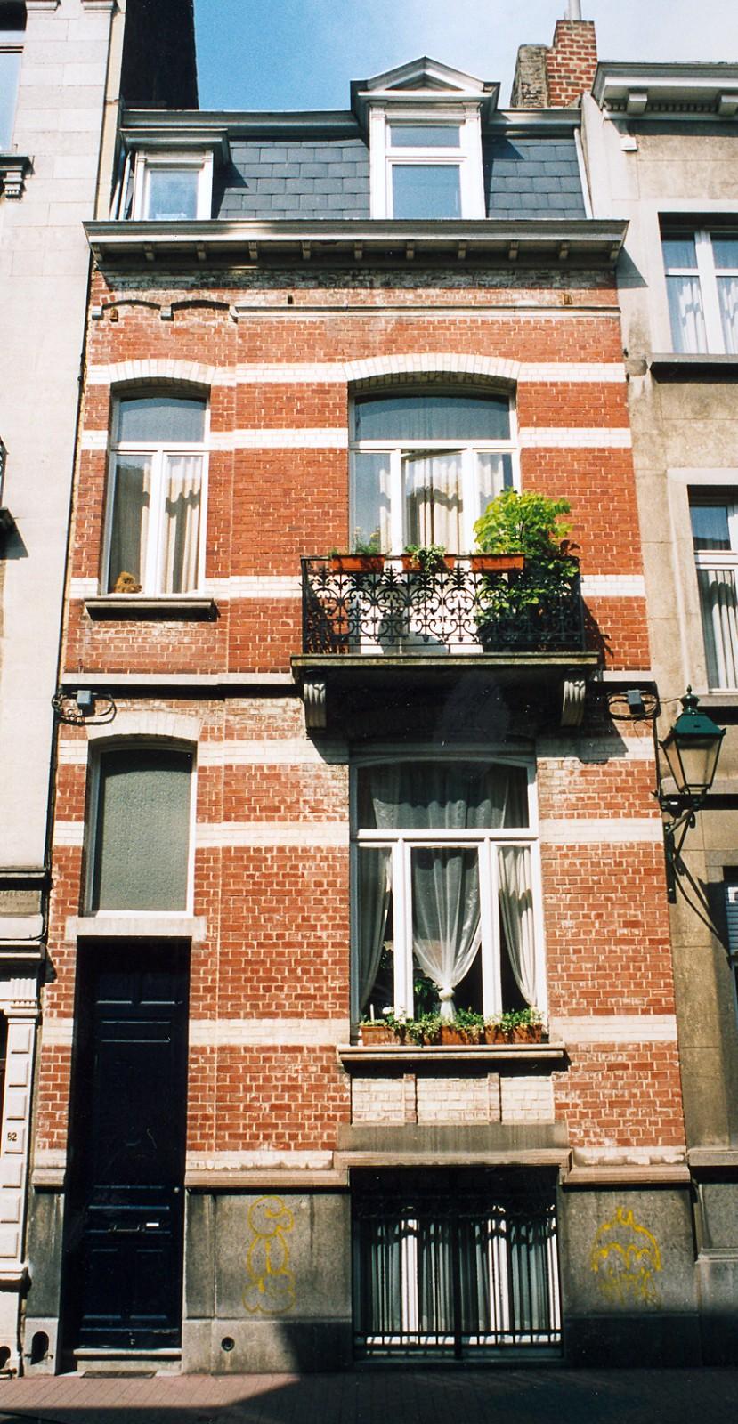 Rue d\'Espagne 84., 2003