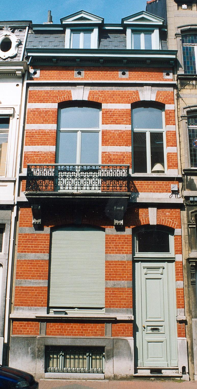 Spanjestraat 92., 2003