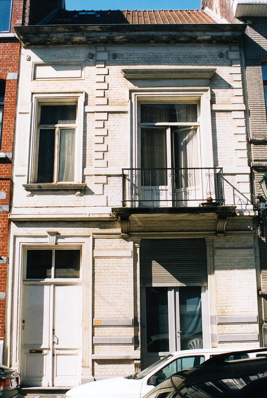 Rue d\'Espagne 121., 2003