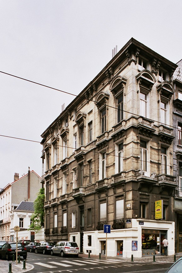 Rue Faider 1-1a-1b, 1c et chaussée de Charleroi 88., 2004