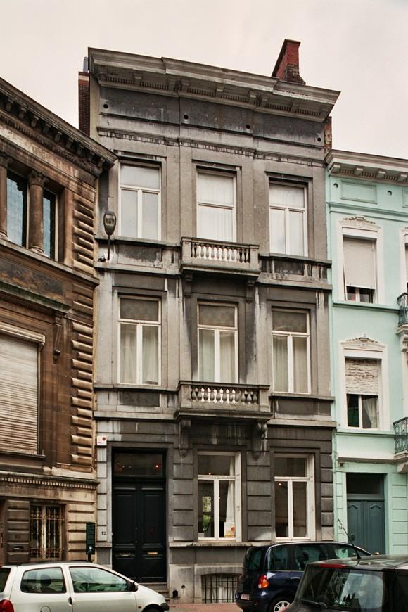 Rue Faider 12., 2004