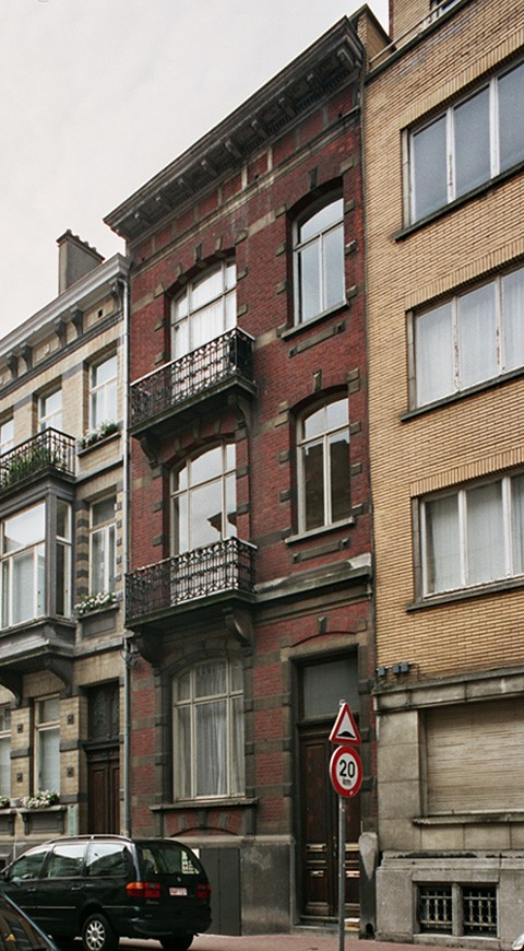 Rue Faider 19., 2004