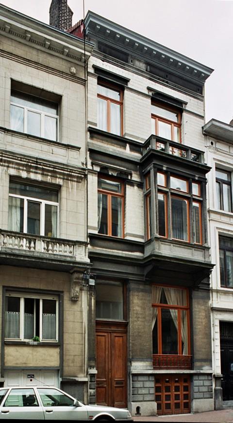 Rue Faider 24., 2004