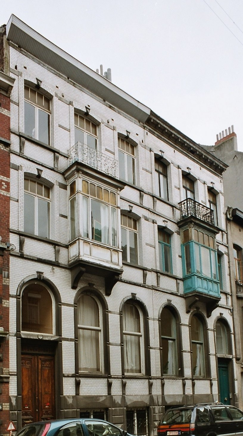 Rue Félix Delhasse 23, 21., 2003