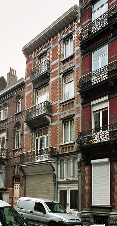 Rue Fernand Bernier 8., 2004