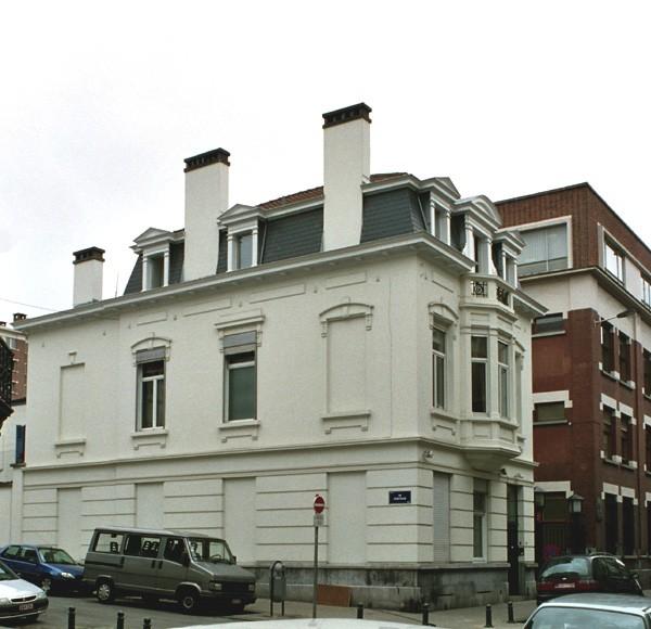 Rue Fernand Bernier 38, anc. bureaux de la direction de l'usine (A)., 2004