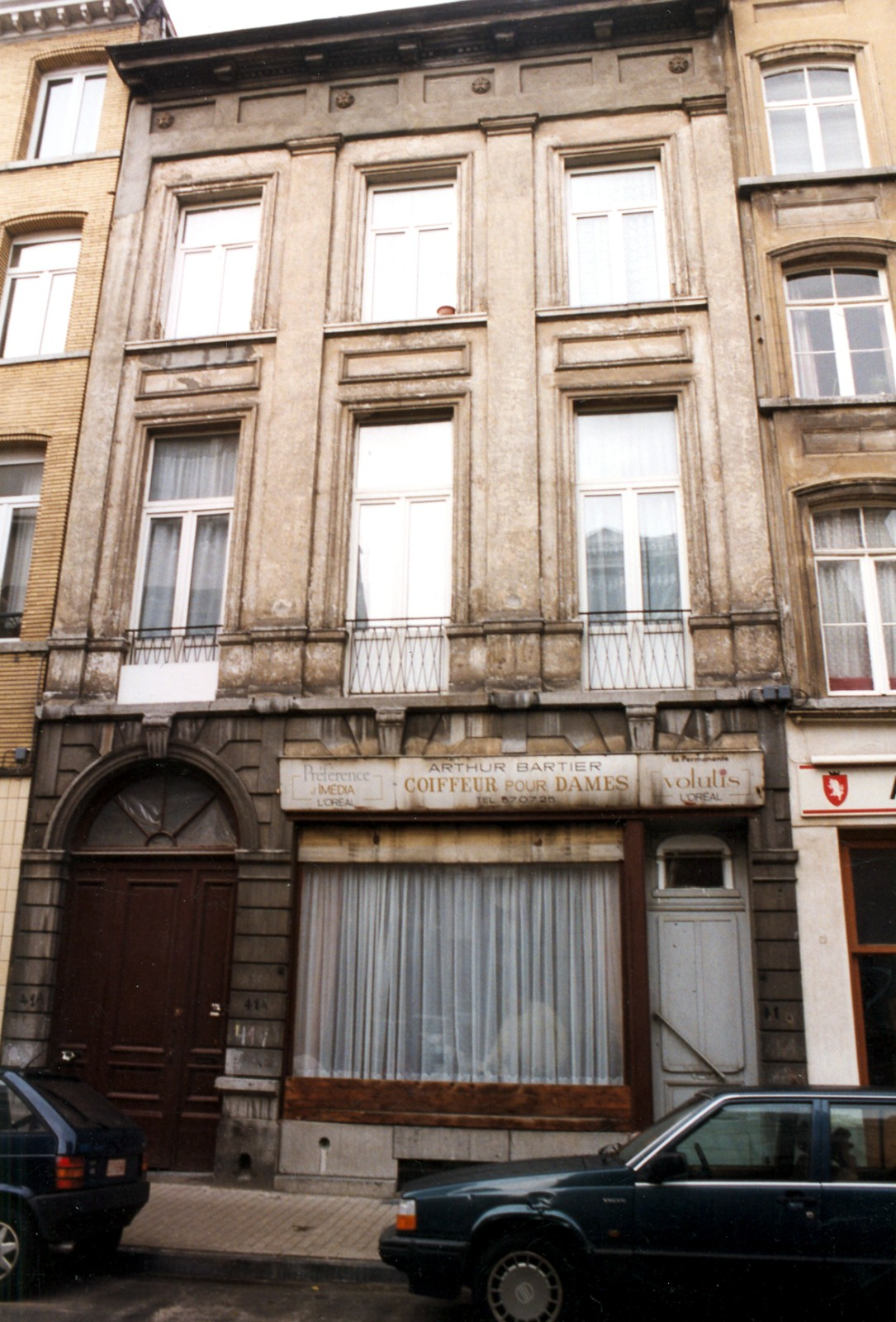 Rue Fernand Bernier 41-41a., 1999