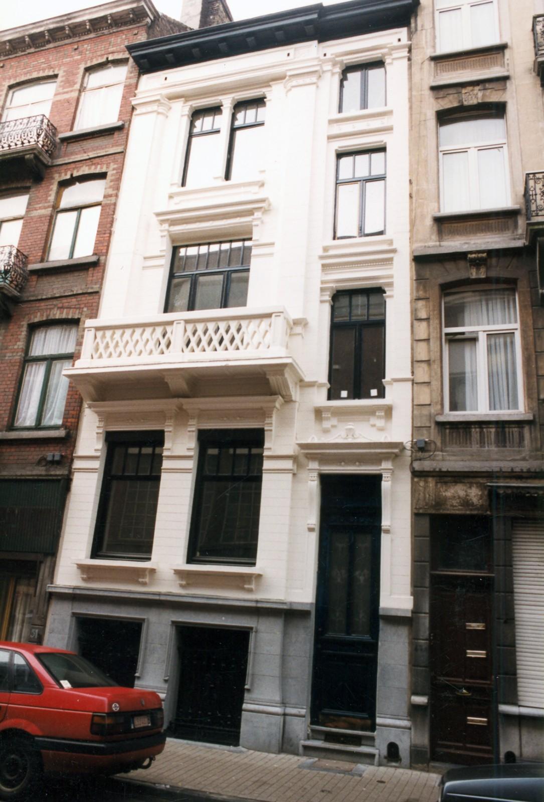 Rue Fernand Bernier 49., 2003
