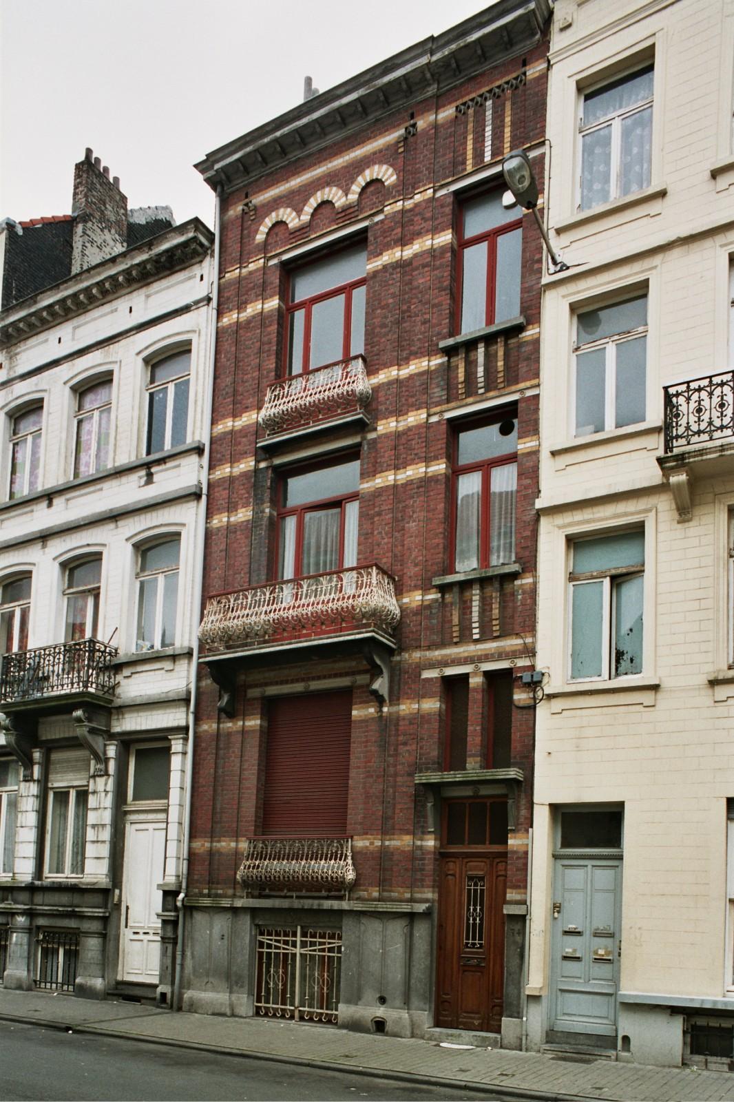 Rue Fernand Bernier 54., 2004