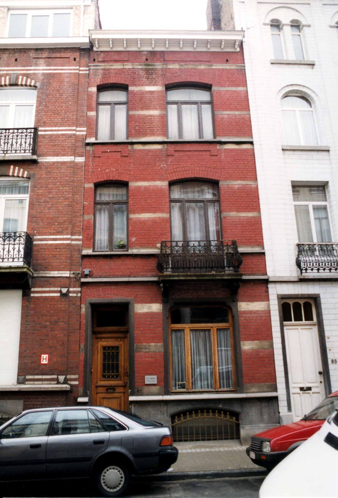 Rue Fernand Bernier 87., 2003
