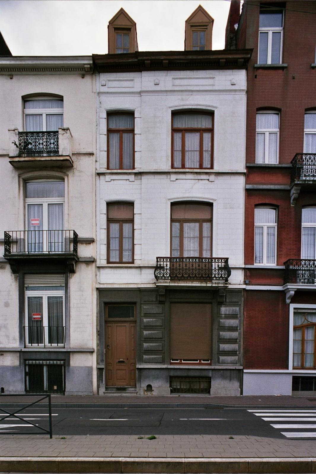 Avenue Fonsny 109., 2004