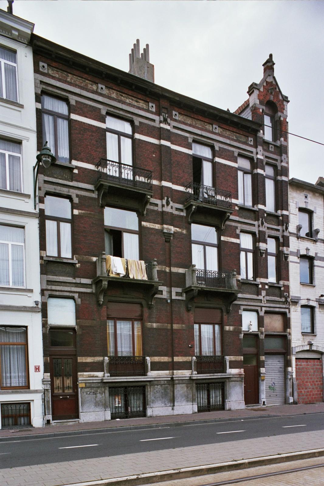 Avenue Fonsny 112, 113., 2004