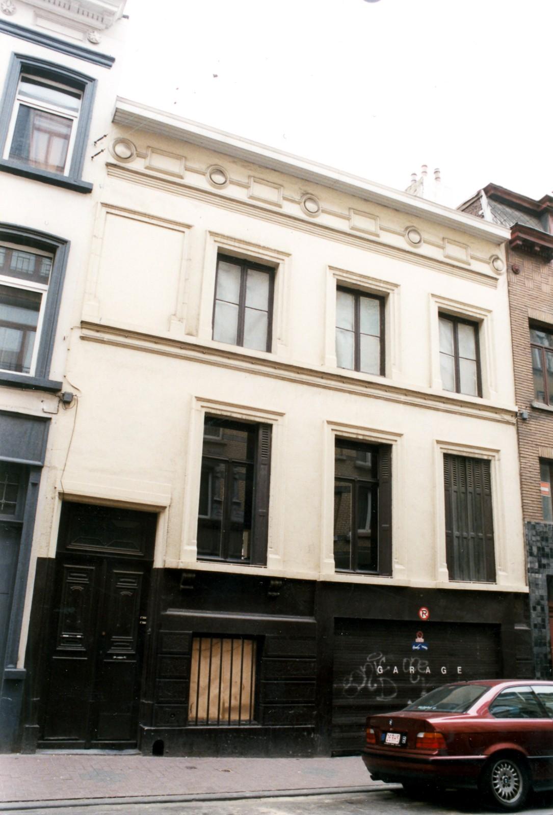 Chaussée de Forest 58-58a., 1998
