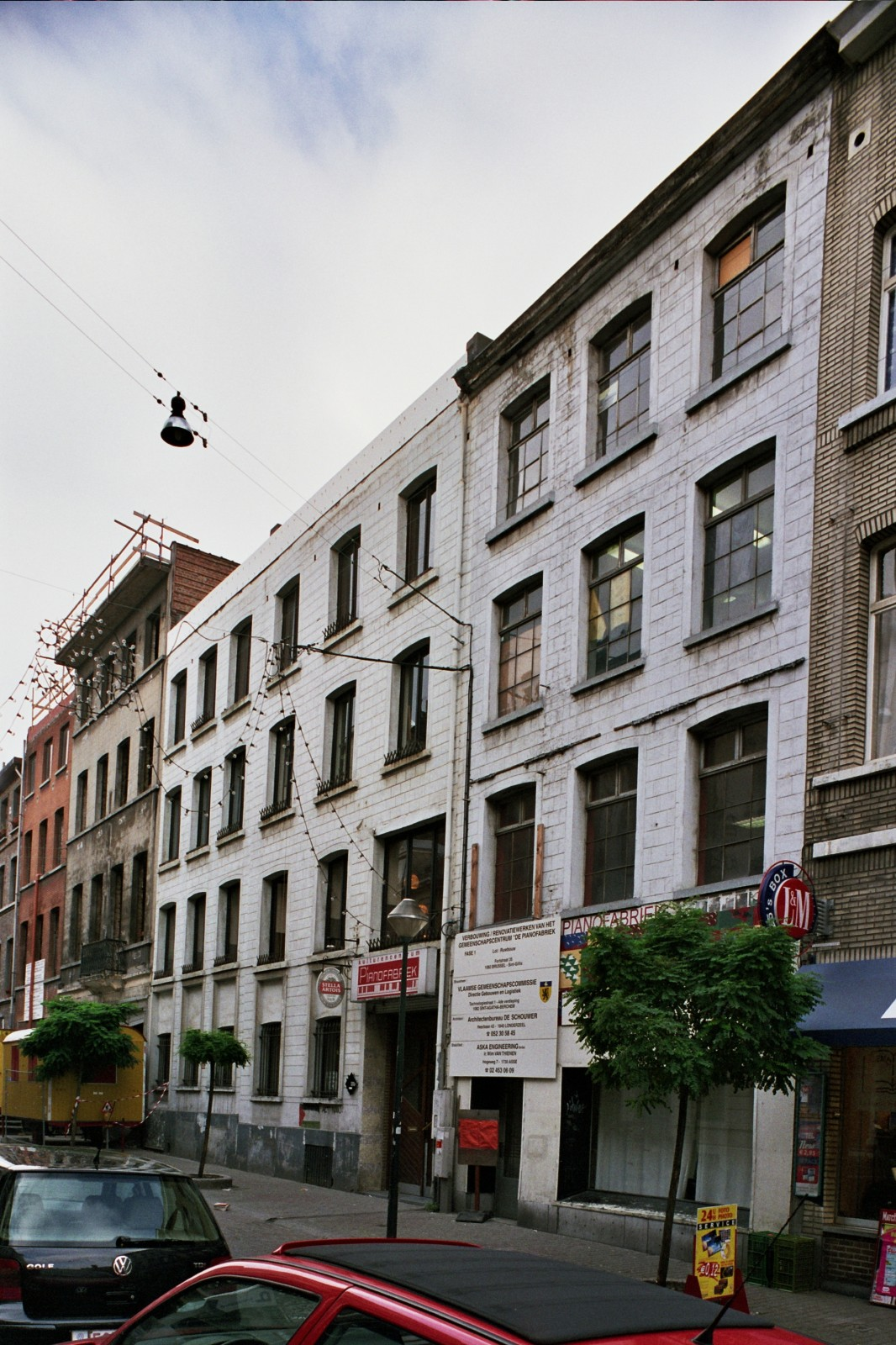 Fortstraat 35-35a, 33., 2004