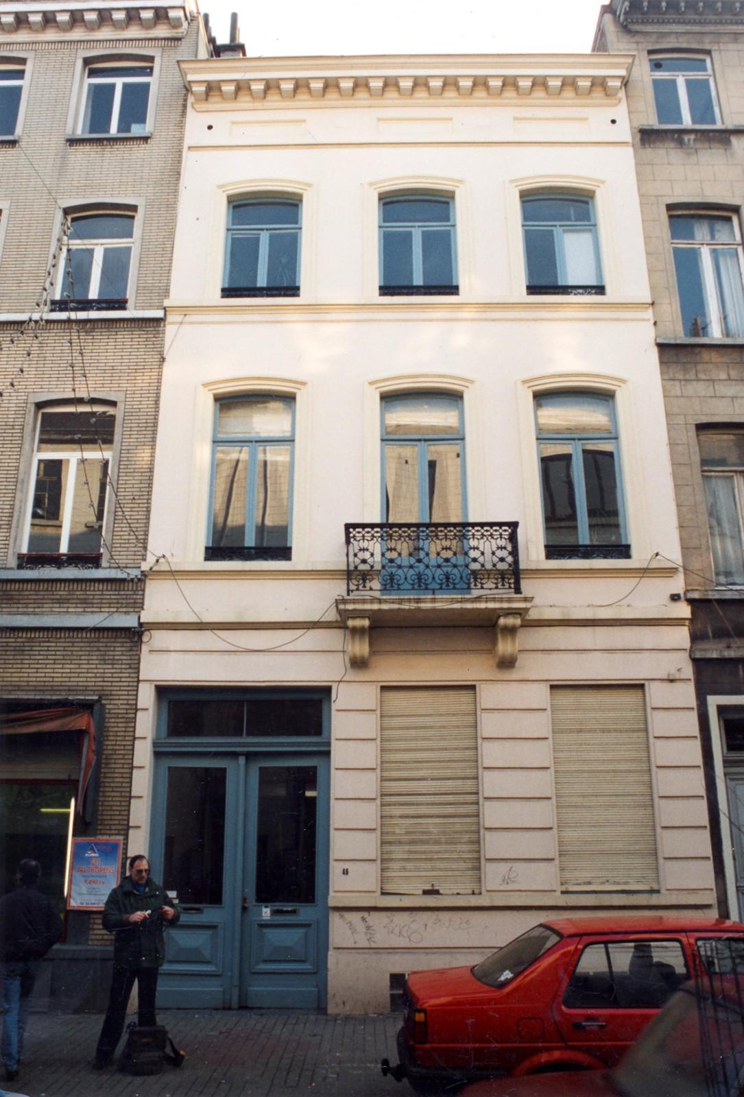 Rue du Fort 46., 1994