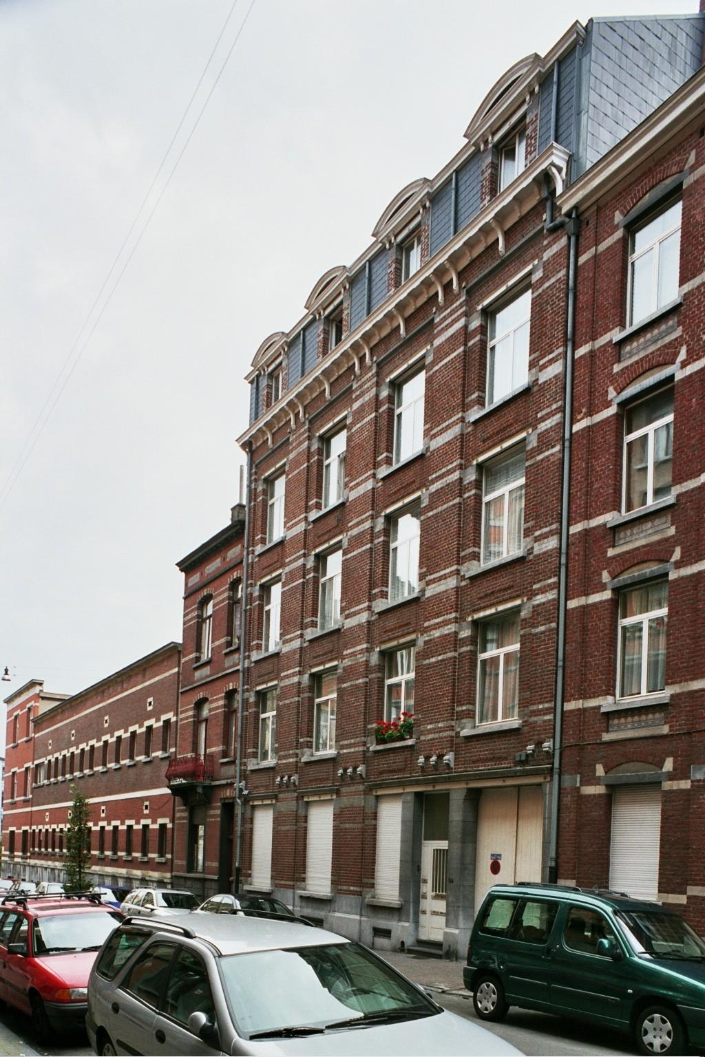Rue du Fort 84-86., 2004