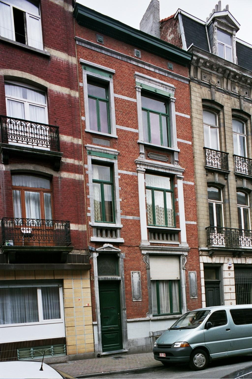 Rue du Fort 113., 2004