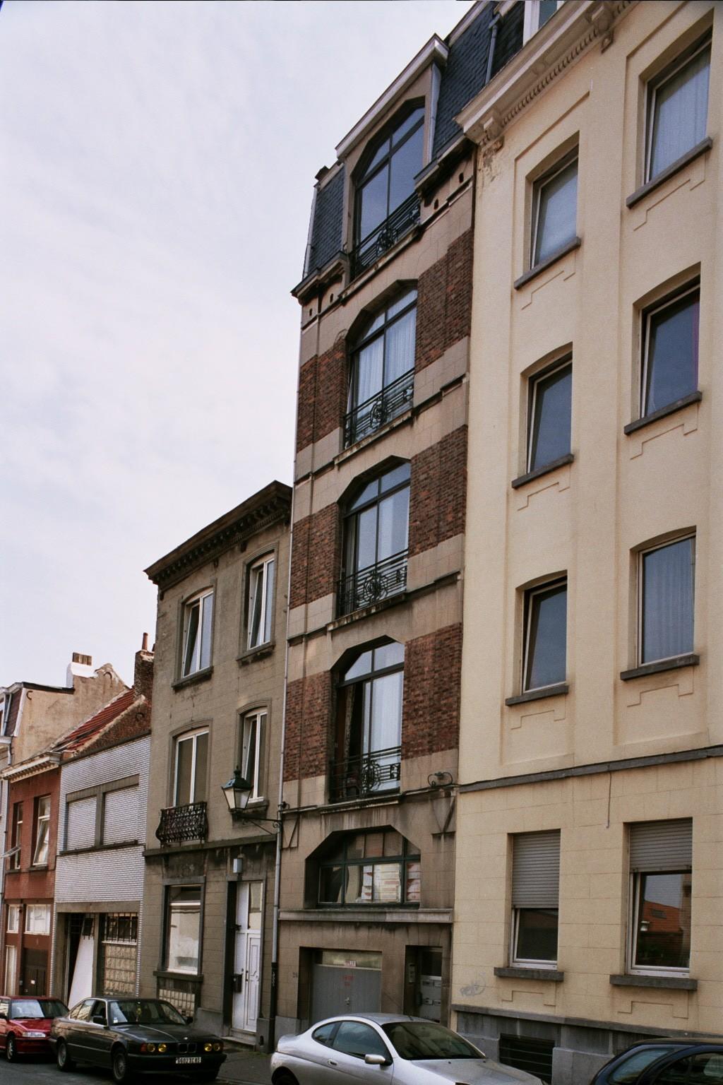 Rue Garibaldi 26., 2004