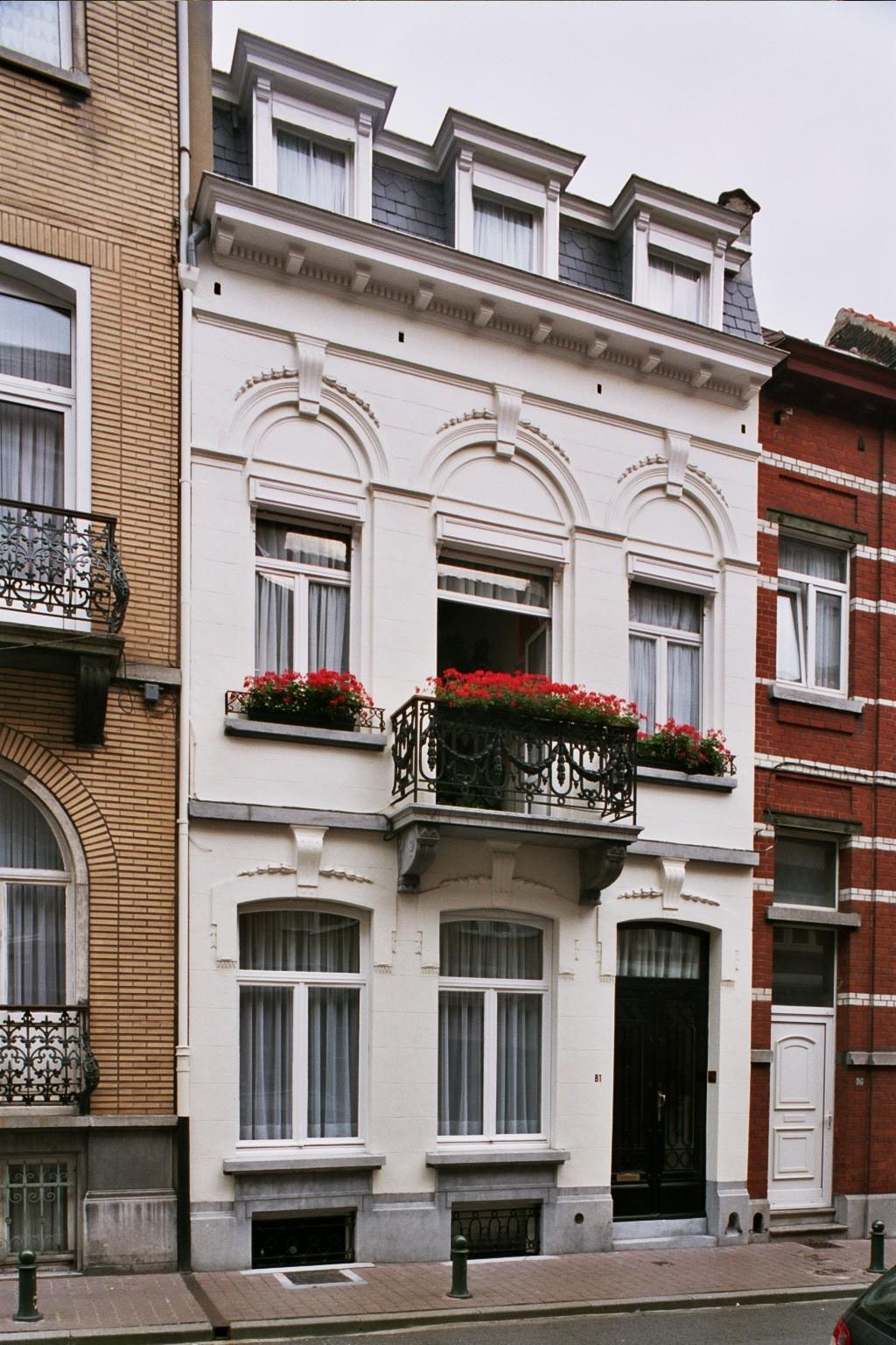 Rue Garibaldi 81., 2004