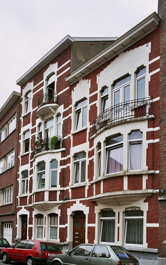 Rue Garibaldi 94, 96., 2004