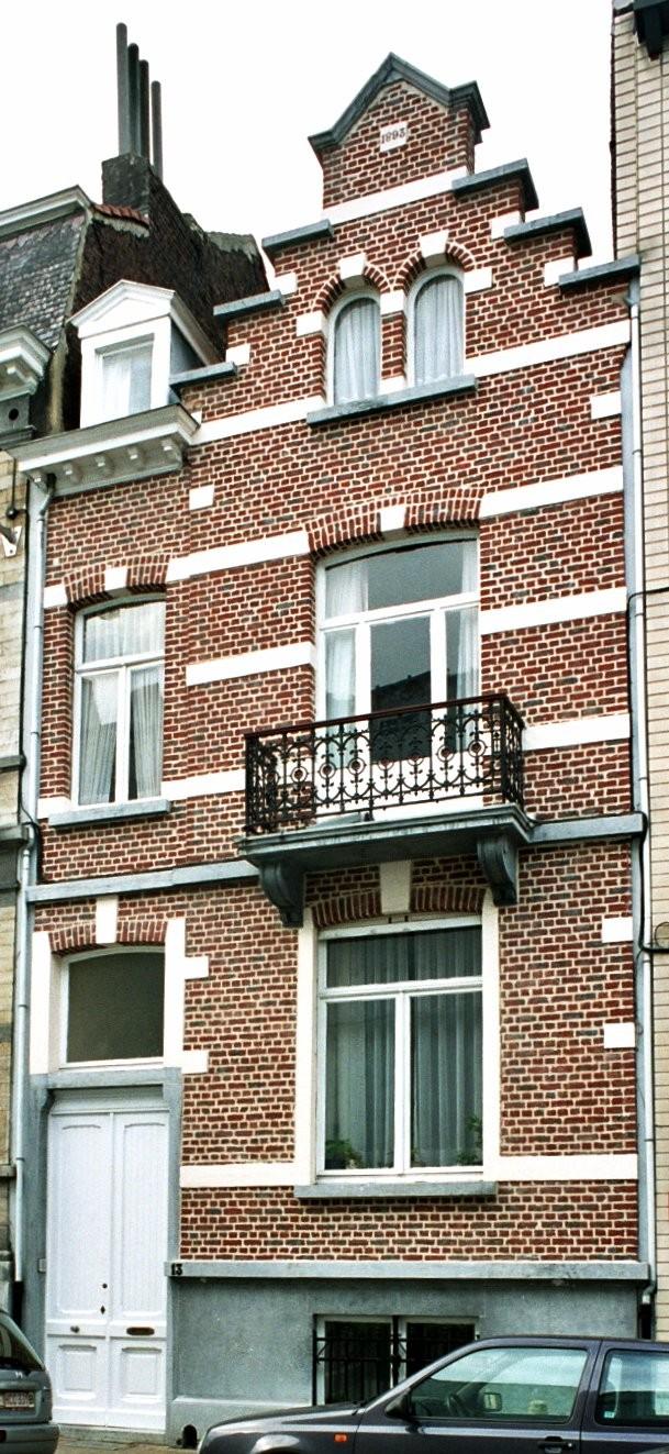 Rue de la Glacière 13., 2004