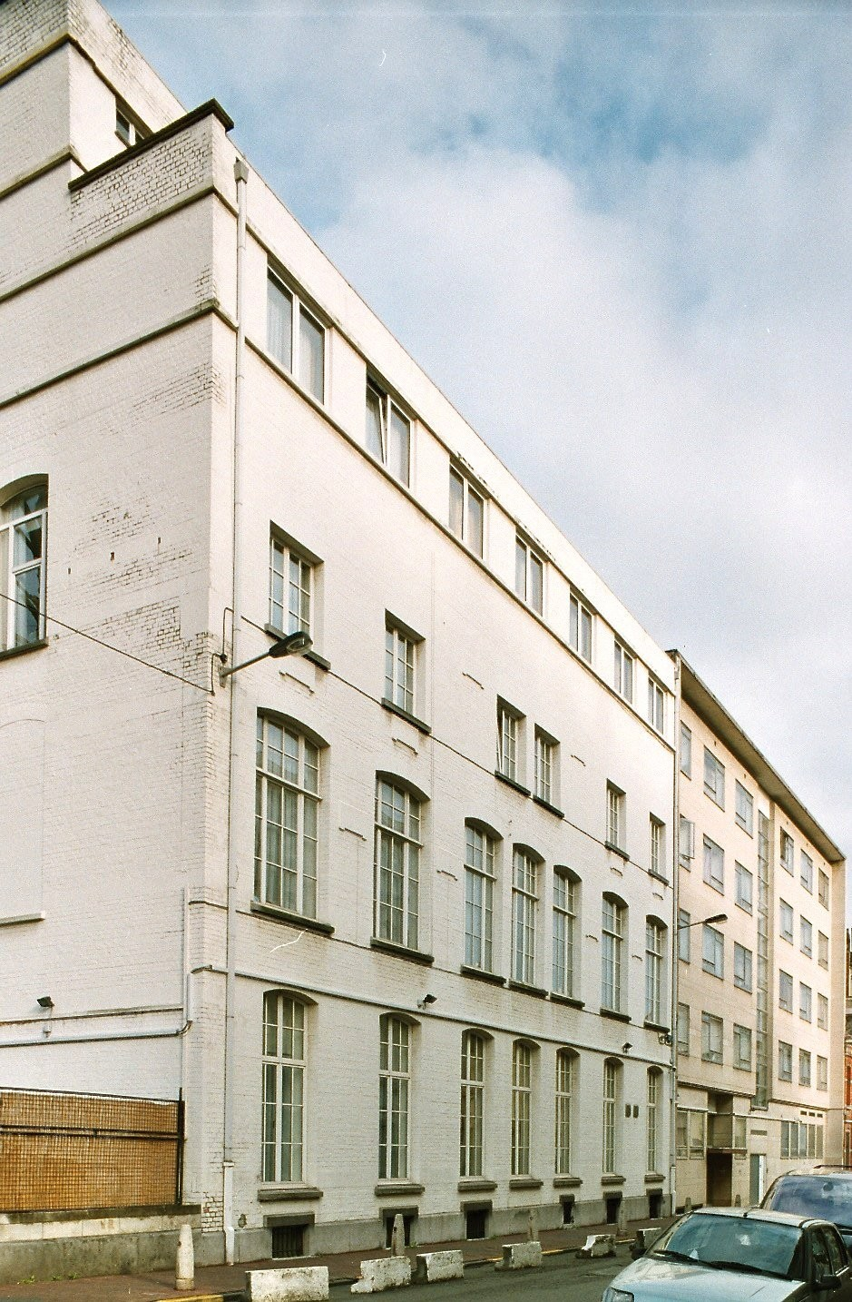Rue de la Glacière 35-35a., 2003