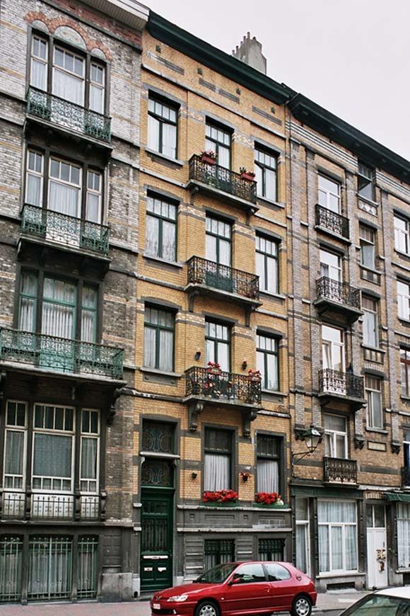 Rue Gustave Defnet 53., 2004