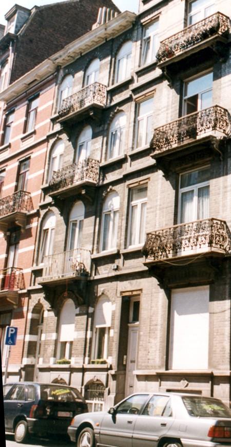Rue Gustave Defnet 67., 1999