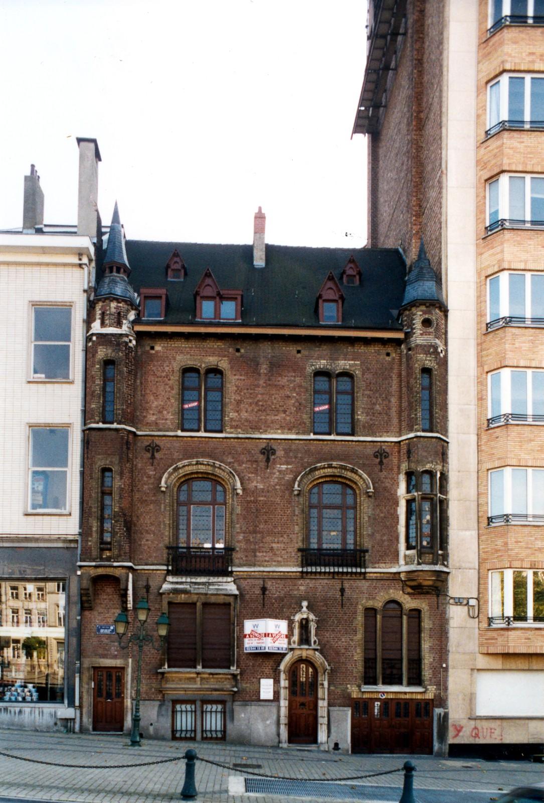 Avenue Henri Jaspar 89-90., 2003