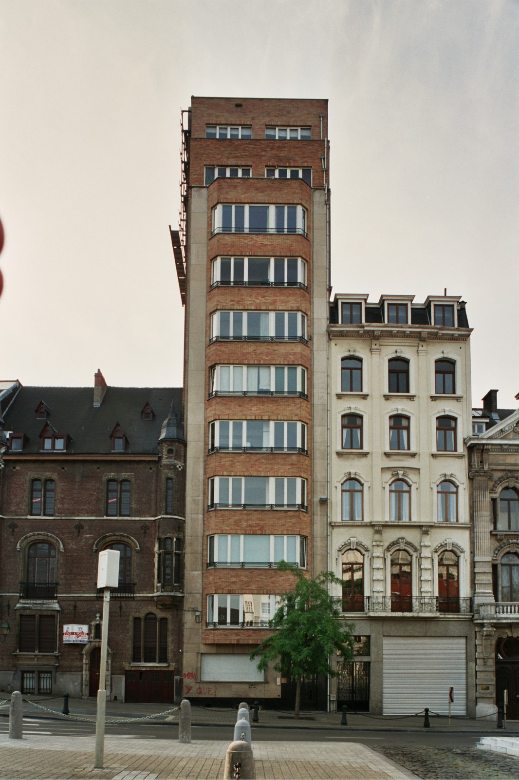 Avenue Henri Jaspar 91., 2003
