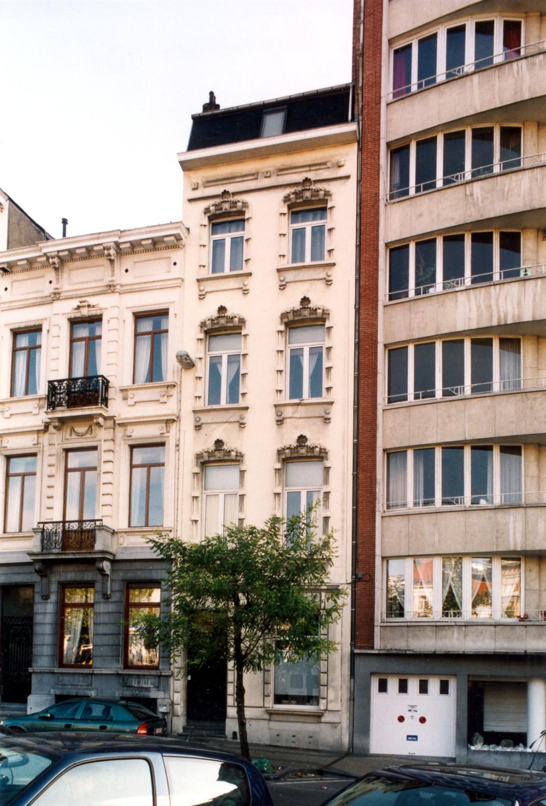 Avenue Henri Jaspar 97., 2003