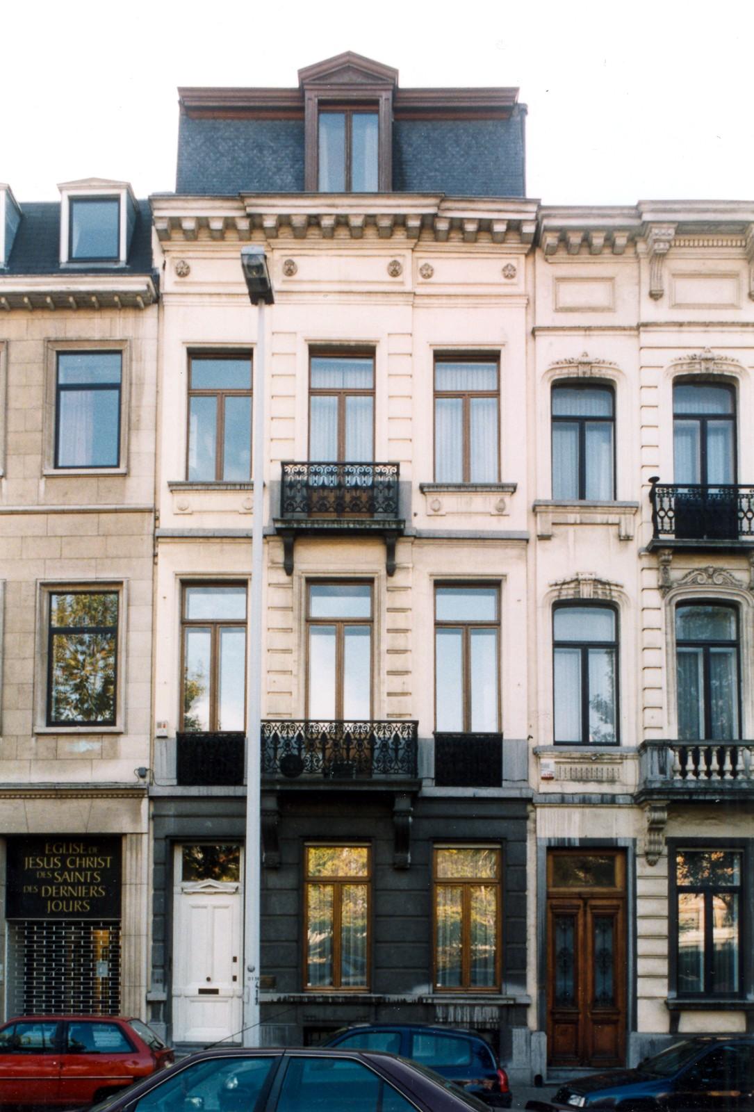 Avenue Henri Jaspar 109., 2003