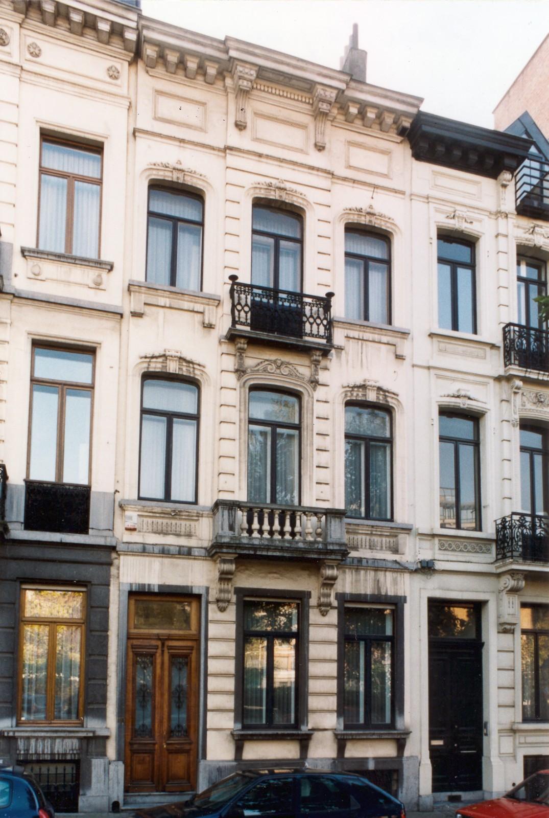 Avenue Henri Jaspar 110., 2003