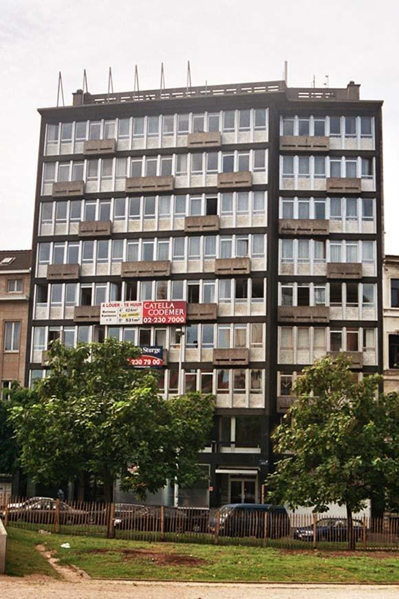Avenue Henri Jaspar 113-114-115., 2004