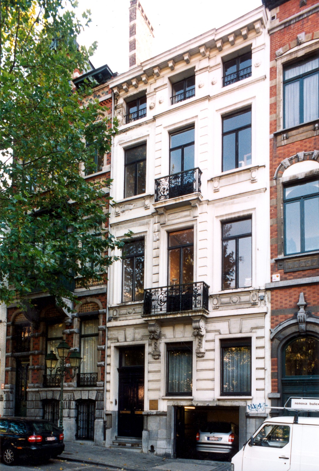 Avenue Henri Jaspar 124., 2003
