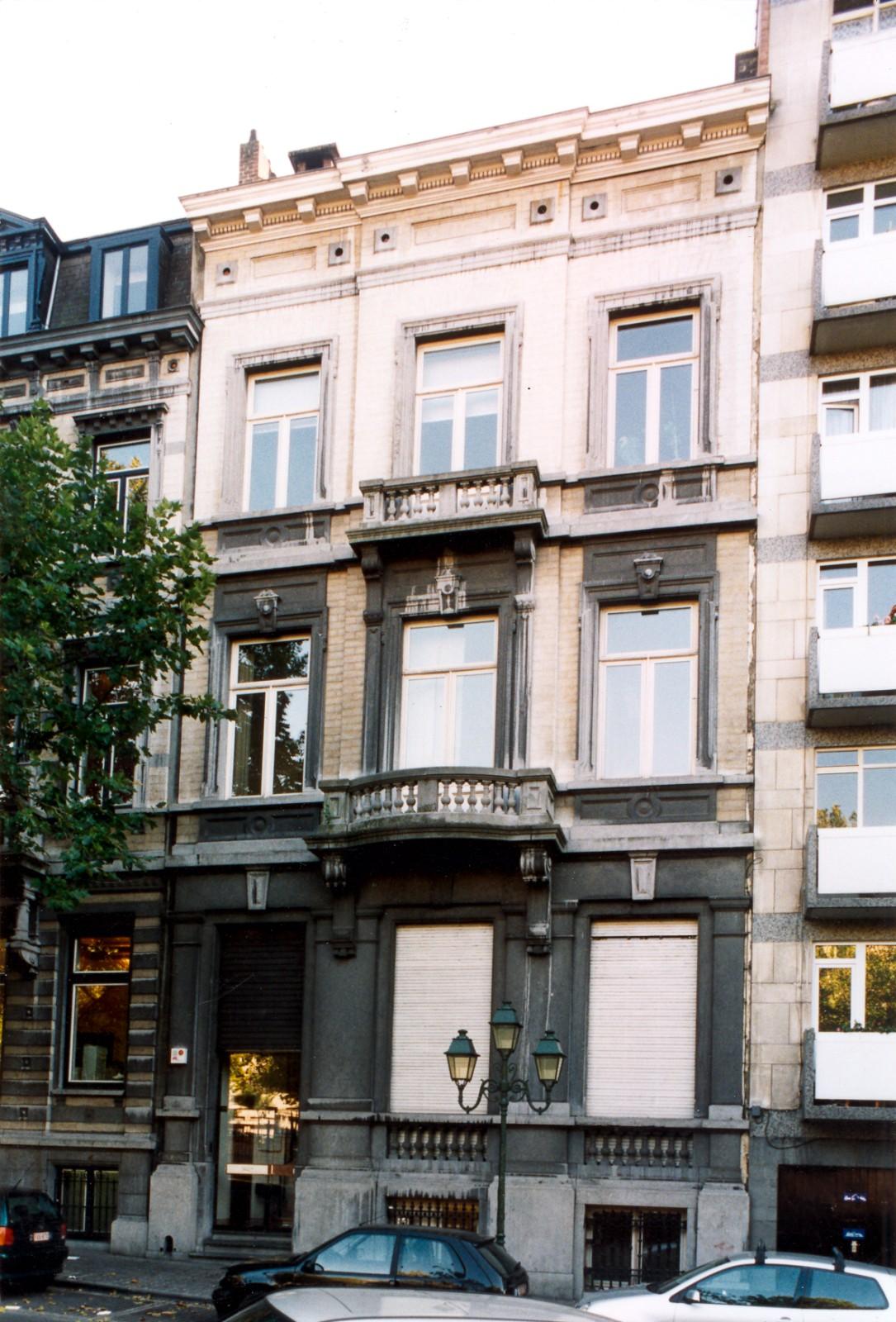 Avenue Henri Jaspar 128., 2003