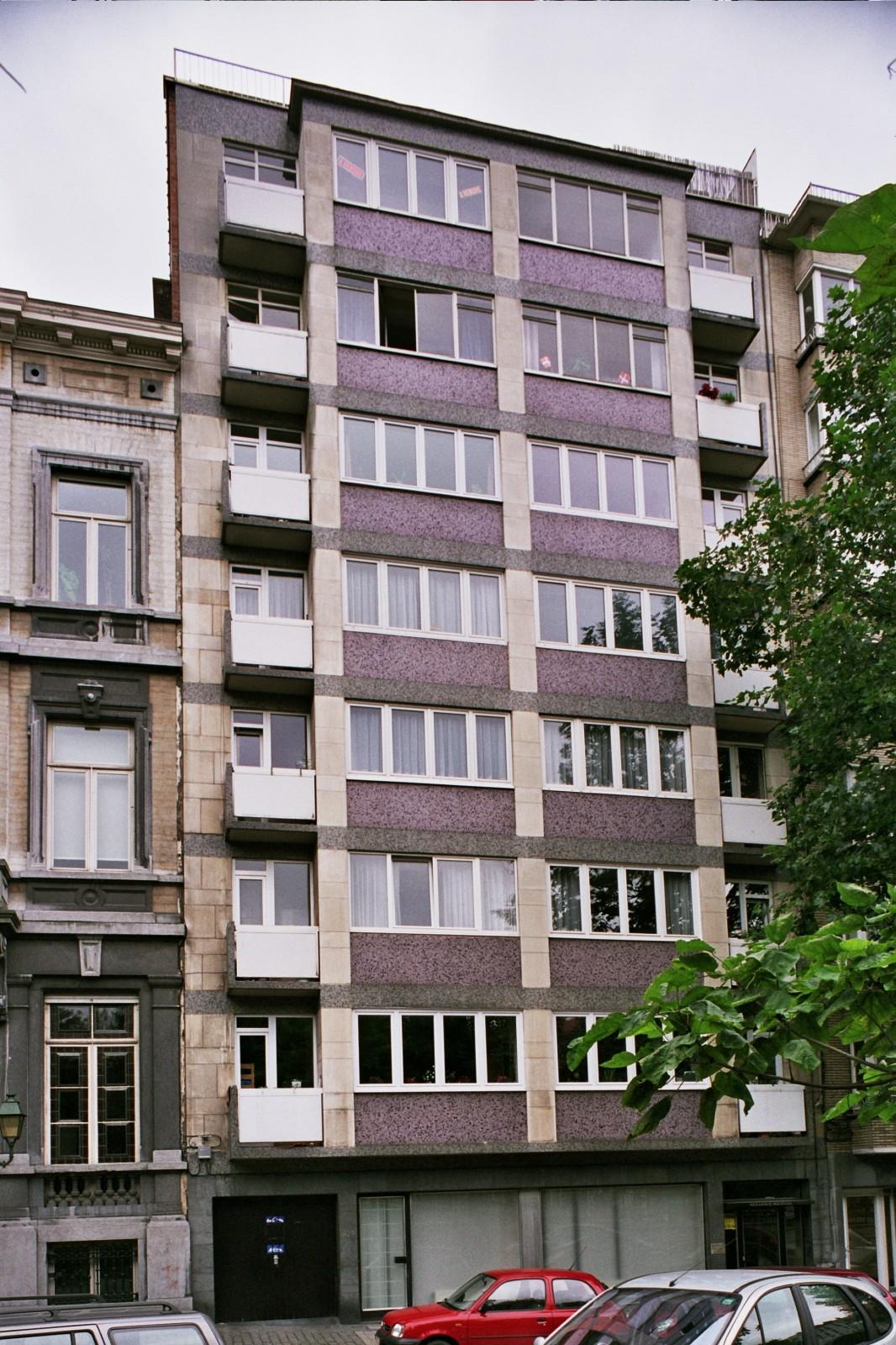 Avenue Henri Jaspar 129-130., 2004