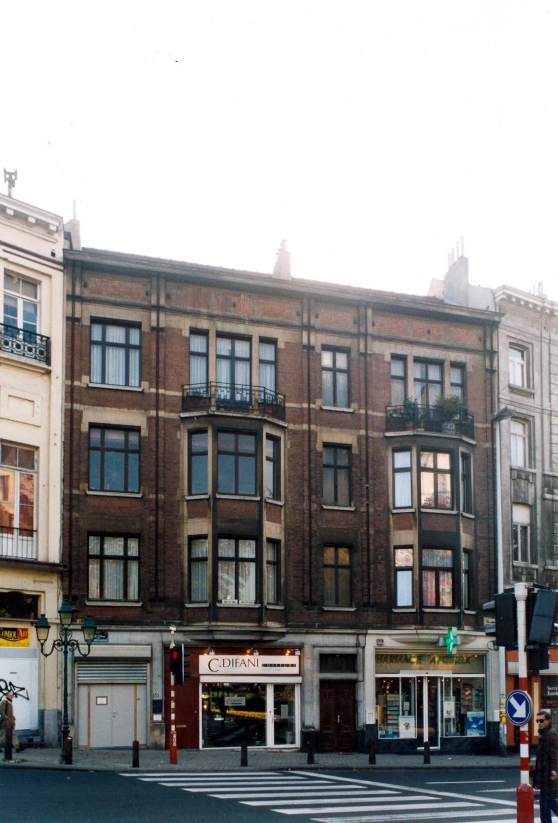 Avenue Henri Jaspar 135-138., 2003