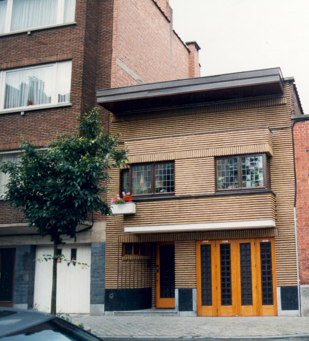 Rue Henri Wafelaerts 3A., 1998
