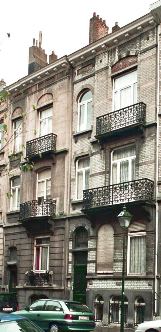 Henri Wafelaertsstraat 16, 18., 1998