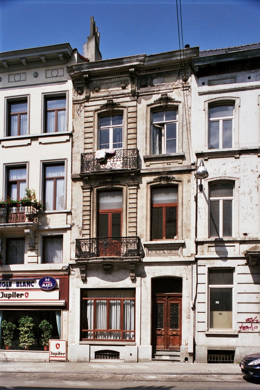 Rue de l\'Hôtel des Monnaies 23., 2004