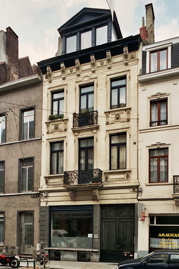 Rue de l\'Hôtel des Monnaies 65., 2004