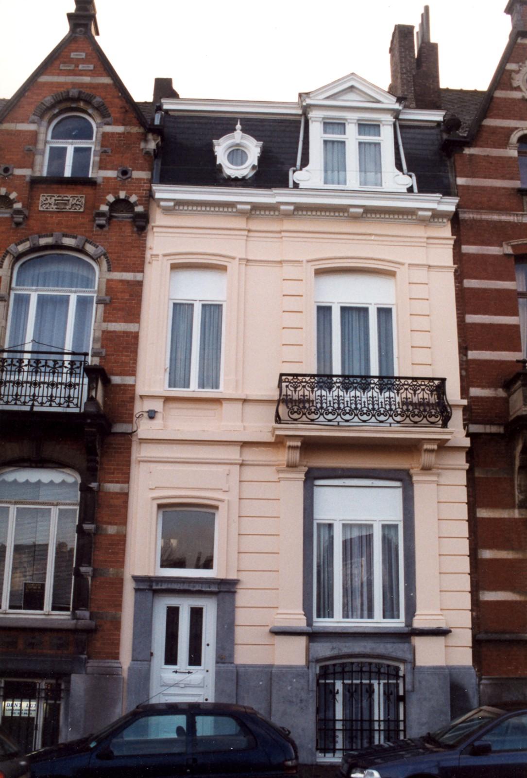 Rue de l\'Hôtel des Monnaies 94., 1999
