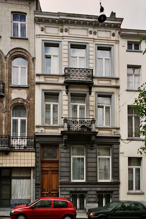 Rue de l\'Hôtel des Monnaies 125., 2004