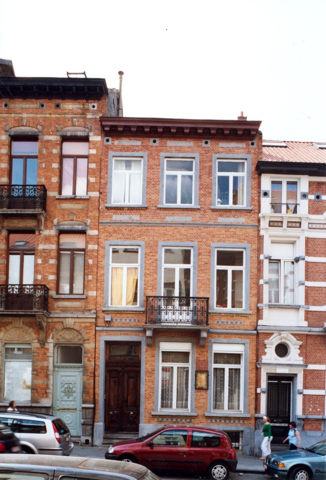 Rue de l\'Hôtel des Monnaies 155., 2004