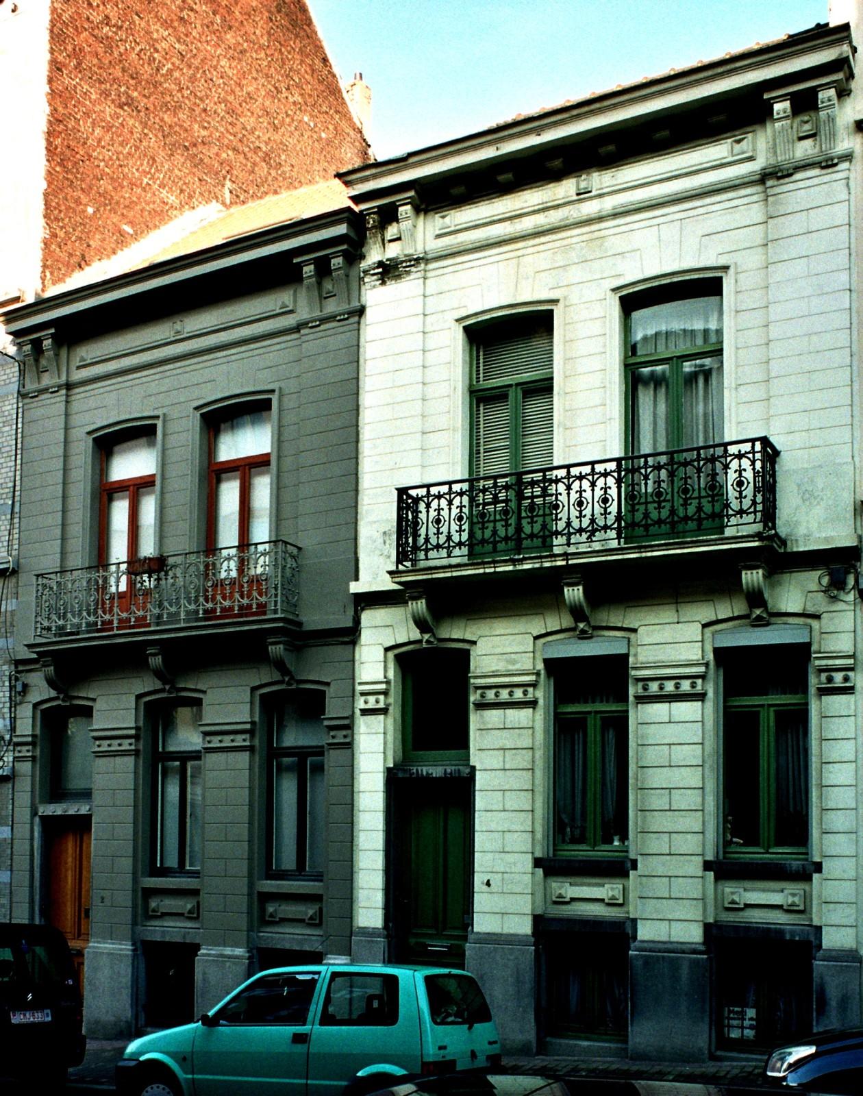 Rue d\'Irlande 2, 4., 2004