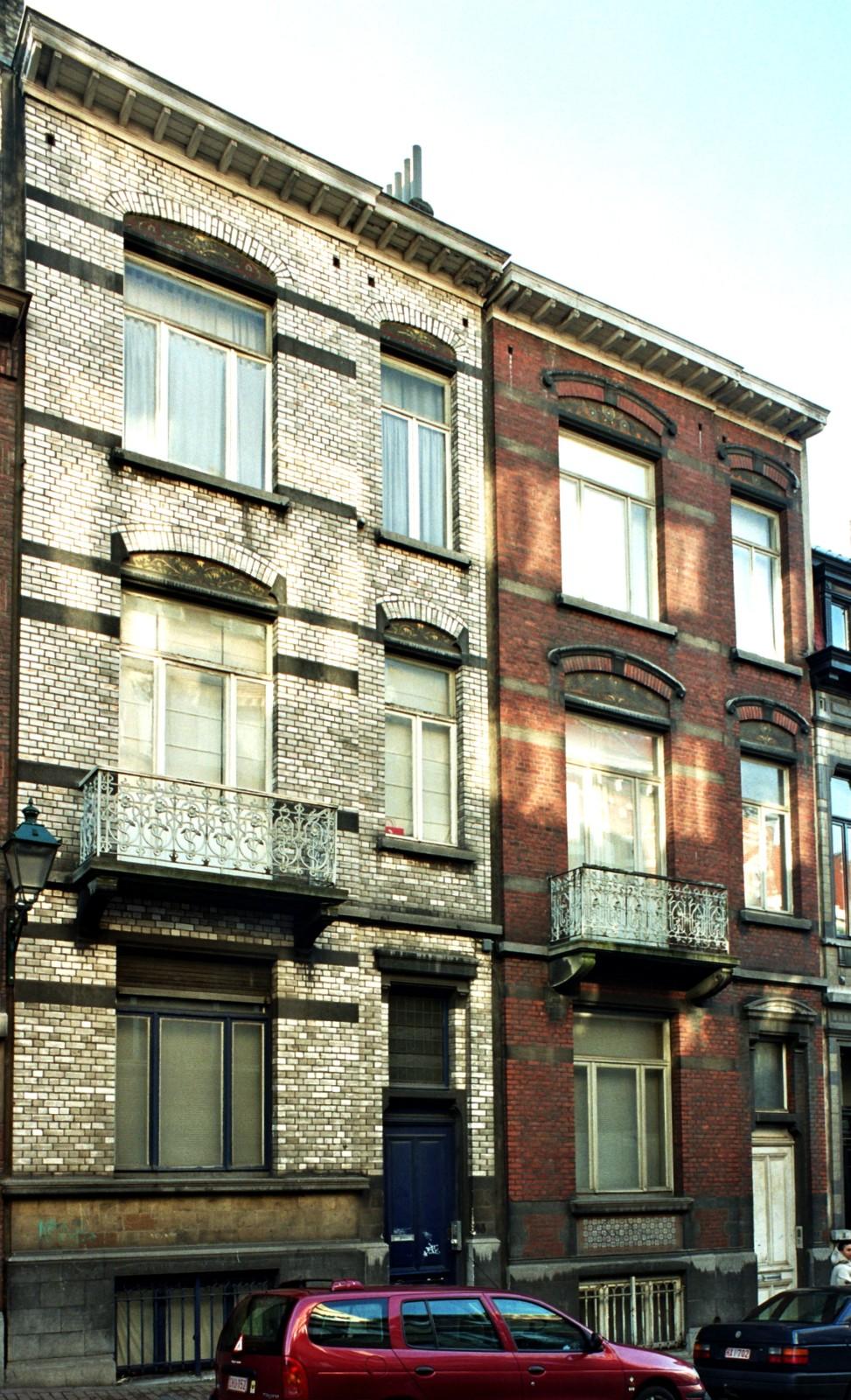 Rue d\'Irlande 43, 41., 2004